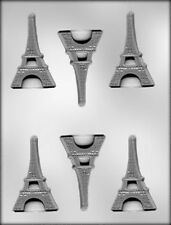 EIFFEL TOWER FLAT DIY CHOCOLATE CANDY MOLD MOLDS PARTY FAVOR PARIS SWEET 16