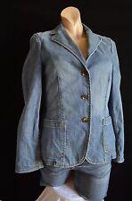 Ralph Lauren Jeans feine Stretch Jacke Blazer M 38 TOP Zustand