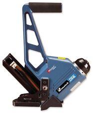 Adjustable Base Pneumatic Floor Nailer Q550A 18 Ga. Floor L Nailer