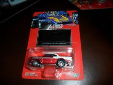 Johnny Lightning Promo Edition 1956 Chevy Bel-Air Red & White 1/64 1 of 5000