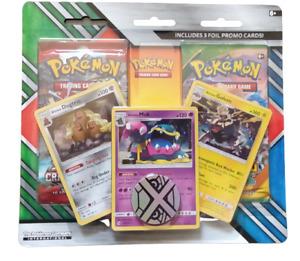 Pokemon 2er Blister   SM Crimson Invasion & XY Roaring Skies Booster Englisch