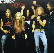 SCORPIONS CD - VIRGIN KILLER (1999) - NEW UNOPENED - ROCK METAL