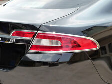 Jaguar XF Chrome Tail lamp Surrounds Set Models TO 2011