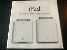 APPLE IPAD CAMERA CONNECTION KIT - used once