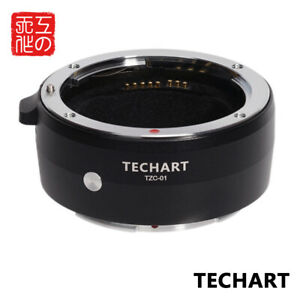 TECHART TZC-01 Autofocus Adapter Canon EOS EF mount Lens to Nikon Z Z6 Z7 Z50