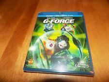G-FORCE Aniimated Walt Disney Children's Movie Combo Set BLU-RAY + DVD SET NEW
