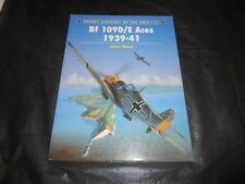 OSPREY AIRCRAFT OF THE ACES  11 Bf 109D/E ACES 1939-41