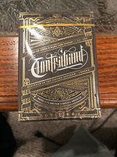 Contraband Playing Cards Deck by Theory 11