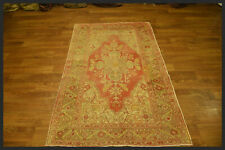 Beauty Antique 4x6 Anatolian Turkish Oriental Area Rug