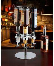 Godinger Taproom Six Bottle Liquor Dispenser