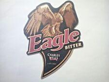 Vintage CHARLES WELLS - EAGLE  -  Cat No'212 -  Beermat / Coaster