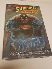 Superman Doomed DC Comics 2015 Hardcover Brand New Factory Sealed PAK Doomsday