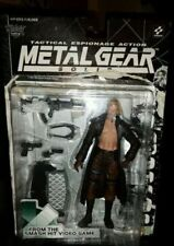 McFarlane Toys Metal Gear Solid Action Figures