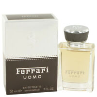 Ferrari Uomo by Ferrari Eau De Toilette Spray 1 oz for Men