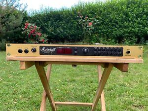 Marshall JMP1 MIDI rack stereo valve pre amp 1994, good condition