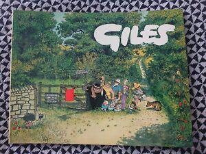 Giles Cartoons Annual Thirty Third Series 1978-9 Unclipped original