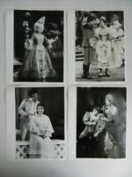 4 Foto Original Foto Bill Moseley Ópera The Baber Of Seville Australian 1974