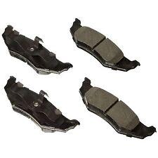 REAR BRAKE PADS for CHRYSLER DODGE PLYMOUTH SEBRING STRATUS BREEZE Premium Brake