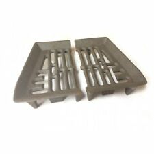 "Baxi Burnall Fire Grate D20 - 2 Piece Fire Grate to Fit a 16"" Fireplace Opening"