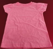 Junk Food Clothing Brand Pink Top T-Shirt Baby Infant Toddler 6-12 Months New!
