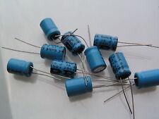 Condensatore elettrolitico radiale 250v 15uf 10mm x 15mm 10 PEZZI ol0182