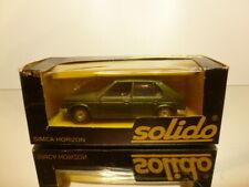 SOLIDO 76 SIMCA HORIZON - GREEN METALLIC 1:43 - EXCELLENT CONDITION IN BOX