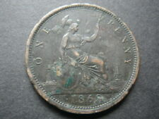 Victoria 1868 One Penny  ......  ... (S61)