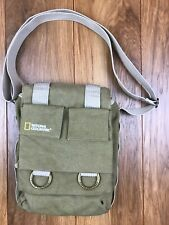 National Geographic Mens/Womans Earth Explorer Small Shoulder Camera Bag NG2300