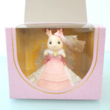 Sylvanian Families CHOCOLATE RABBIT LOVELY DRESS FAN CLUB Calico Critters