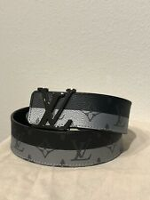 Louis Vuitton Split Eclipse Belt Kim Jones