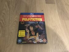 Pulp Fiction Play.com Blu-ray Steelbook Rare OOP - New