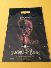 Plastic Bags for Series of Unfortunate Events/Spongebob Movies