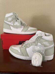 Nike Air Jordan 1 Retro High OG SEAFOAM WMNS Size 12 W / 10.5 M 2021