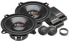 "NEW Powerbass S-5C 5.25"" Component Speakers"