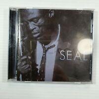Soul by Seal CD 12 Tracks 2008, Warner Bros. Free Post