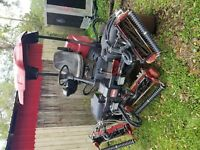 toro reelmaster 5610 golf course mower