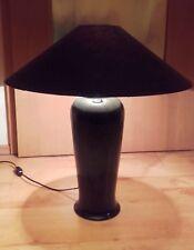 Panton Eames Design Black Schwarz Vintage Retro Tischlampe 60er Original Lampe