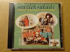 CD / MUZIEKSALADE: DIAMANT - 60 JAAR MUZIEK VAN JEF VERWIMP