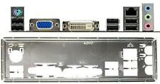 ATX Blende I/O shield Asus E35M1-I C60M1-I #438 io NEU backplate bracket orig.