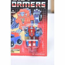 Transformers G1 Autobot Gears Minibot Action Figure Gift