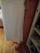 Gorgeous Empire Wedding Dress Monsoon Tried on but never worn UK Size 18