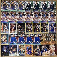 Christian Laettner Lot of 35 Cards Rookies & Inserts NBA Duke Minnesota 92-93 RC
