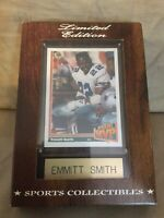 Emmitt Smith Limited Edition Sports Collectibles