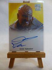 Star Trek Movies Into Darkness autograph trading card Nick Tarabay as Klingon