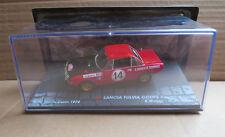 Altaya 1:43 Lancia Fulvia Coupe Rallye 1.6 HF #14 Monte Carlo 1972 Brand new