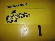 McCulloch Chainsaw SP125 Rod to Wrist Pin Needle Bearing Kart
