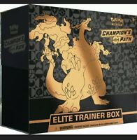 Pokemon Champions Path Elite Trainer Box new sealed On Hand