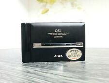 Walkman Aiwa HS-P505 Mkll + Battery Holder + Case ☆Mega Sound☆