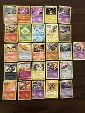 Huge Pokemon Cards LOT 26 2002-2016 Holo & Reverse Holographics Machamp Flareon