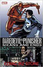 DAREDEVIL VS PUINISHER #1 (2005) 1ST PRINTING MARVEL COMICS